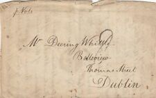 1843_ letter from USA to Dublin