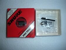 SHURE PRO TRACK 4 P-MOUNT TURNTABLE CARTRIDGE WITH STYLUS  NEW