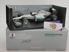 "Minichamps 110120307 # Mercedes AMG No.7 Belgium GP 2012 "" M.Schumacher "" 1:18"