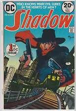 L0931: The Shadow #1, Vol 1, VF+ Condition