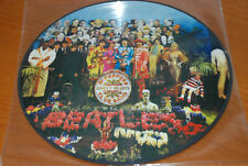 THE BEATLES:SGT.PEPPER´S LONELY HEARTS CLUB BAND.1LP.PICTURE DISC.GER SCP 7207.M
