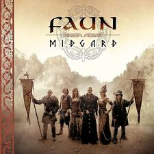 FAUN - MIDGARD (LIMITED DELUXE EDITION )   CD NEUF