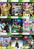 Xbox 360 Games - Choose Your Own Title *Free Next Day Post from Sydney*