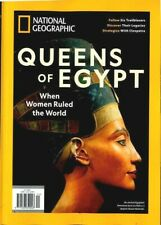 NATIONAL GEOGRAPHIC SPECIAL EDITION MAGAZINE 2020 ~ QUEENS OF EGYPT ~ NEW ~