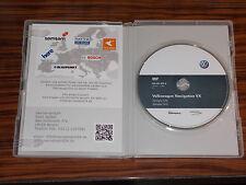 BLAUPUNKT Europa 2012 RNS2 DVD MFD DVD TravelPilot EX-V VW Navigation Touran
