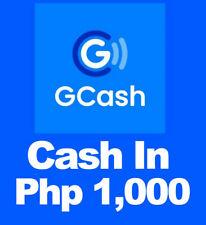 Gcash Credits Worth Php 1,000