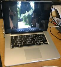 "MacBook Pro 15"" Mid-2012 MD103LL/A 