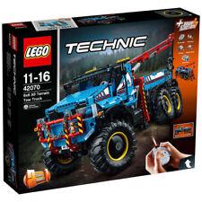 LEGO TECHNIC CAMION AUTOGRU 6x6 - LEGO 42070