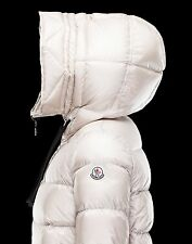 NWT 2017 Moncler Serinde Hooded Short Puffer Down Jacket, 2 M, SOLD OUT! $1200!