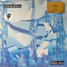 SLOWDIVE, BLUE DAY, 180GR LP¨LTD NUMB RSD 2015 EDITION ON BLUE COLOR (SEALED)