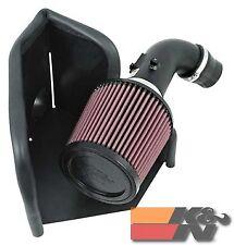 K&N Air Intake System TYPHOON For TOYOTA CAMRY, L4 2.4L 07-09 69-8610TTK