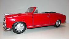 Blitz envío peugeot 504 1975 oro metalizado Welly modelo auto 1:34-39 nuevo embalaje original