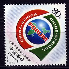 China-VR 3806 **, Chinesisch-Afrikanische Zusammenarbeit