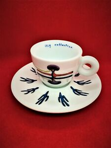 Gift box illy Art Collection 2005 Espresso cup & saucer Atelier Van Lieshout