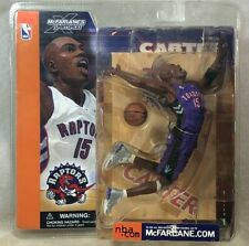 VINCE CARTER McFARLANE 2002 SER 1 BASKETBALL ACTION FIGURE TORONTO RAPTORS NBA