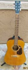 Used Sigma DM-2 Acoustic Guitar (excellent condition)