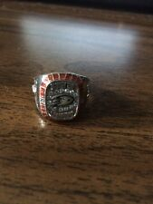 Molson Canadian Stanley Cup Replica Ring Anaheim Ducks 2007