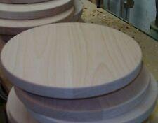 4 Holzscheiben  Buche massiv 155mm