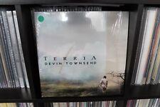 Devin Townsend - Terria LP, new, green, opeth, steven wilson
