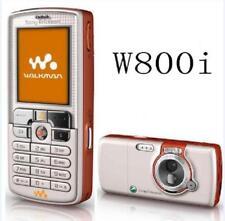 W800i Original Sony Ericsson W800 3G Scree Mobile Phone Hebrew/Russian/Greek