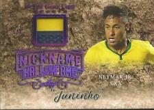 Neymar Leaf In the Game Used Prime Jersey 1/6 Brazil Paris Saint-Germain PSG