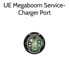 Logitech UE MEGABOOM Wireless Speaker Charger Charge Port 3.5MM Board SERVICE
