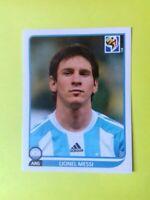 Lionel MESSI Panini World Cup 2010  #122