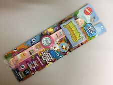 Moshi Monsters Foodies Slap Watch Pink Childrens Fun Analogue Silicone New