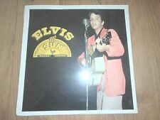 Elvis Presley - Elvis At Sun LP vinyl record sealed NEW RARE