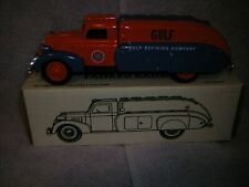 1993 1939 Airflow Gulf Tanker Truck Bank. Item Number 4908UO