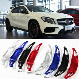 Car Steering Wheel Shift Paddle Shifter Extension For BENZ AMG GLA45 2016-2018