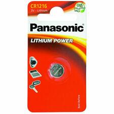 Panasonic cr1216 coin cell lithium