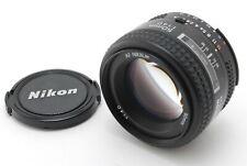 【Mint】AF Nikkor 50mm 1.4D Lens from Japan - #13