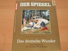"""DER SPIEGEL EDITION GESCHICHTE """"Das deutsche Wunder"""" Ausgabe 1/2017 NEUWERTIG!"""