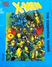 X-MEN THE ESSENTIAL GUIDE MARVEL GRAPHIC BOOK 1994