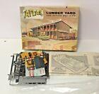 Vintage Atlas Lumber Yard and Office Building HO Scale Kit # 750-169