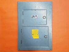Wadsworth 100 Amp Fuse Panel Cover 120-240V Cat No. N100M60RW8