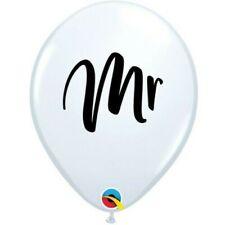 Mr.27.9cm Qualatex Latex Hochzeit Luftballons