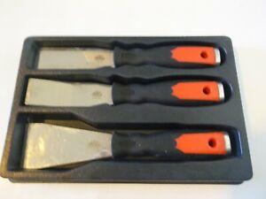 Mac Tools 3 pc Scraper set, PKES1, PKES2, PKESB1