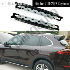 Running board fits for 2011-2017 Porsche Cayenne side step nerf bars car pedal