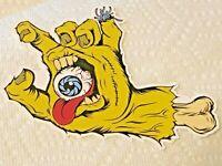 santa cruz skateboard sticker, super cool, beautiful Series 217-05062019