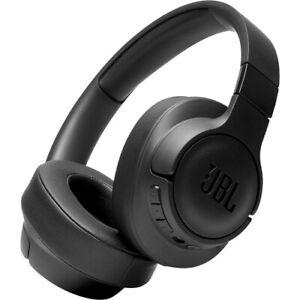 JBL JBLT750BTNCBLKAM-Z TUNE 750BTNC Wireless ANC Headphones Black - Refurbished
