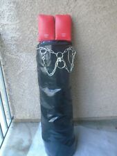 Boxing, Kickboxing, martial art Punching bag with Chain & punching gloves