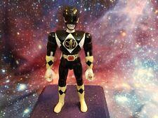 Mighty Morphin Power Rangers -  Black Ranger 8 inch -  vintage figure