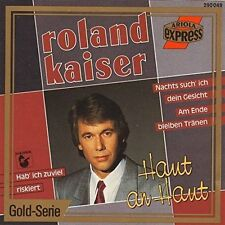 Roland Kaiser Haut an Haut (compilation, 16 tracks, 1981-1986, incl. 3 tr.. [CD]