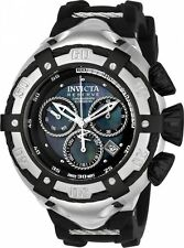 Invicta Reserve Men's 56mm Thunder bolt Swiss Quartz Chronograph Strap Watch