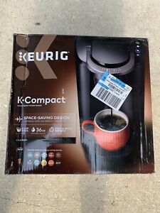 Keurig K-Compact K-Cup Pod Coffee Maker 3 Cup Size 36Oz reservoir  New Open Box