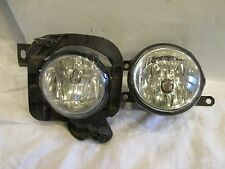 2014 LEXUS IS250-IS350 RIGHT & LEFT SIDE FOGLIGHTS WITH RIGHT MOUNT BRACKET OEM
