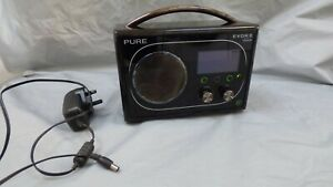 Pure Evoke Flow DAB FM Internet Radio Working Partially Complete
