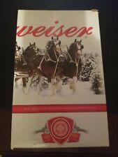 Budweiser 2011 Hoilday Stein MINT in Box